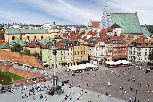 Женщина на грани: Почему Варшава разлюбила своего мэра. Изображение № 3.