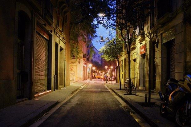 Китайский квартал красных фонарей в Барселоне . Изображение № 6.