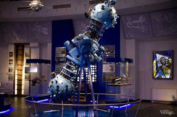 Изображение 41. Назад в будущее: фоторепортаж из Московского планетария.. Изображение № 42.