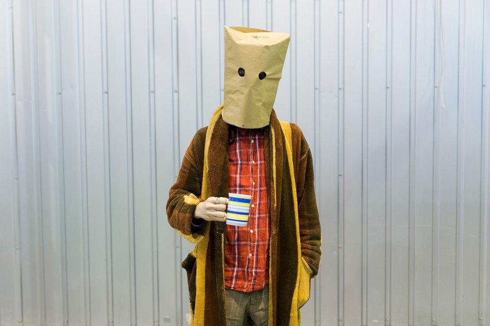 10самых смешных костюмов сAVAExpo. Изображение № 5.
