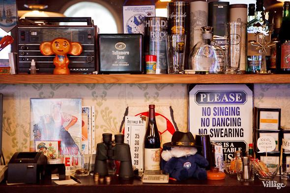 Новое место (Петербург): I Believe Bar. Изображение № 9.