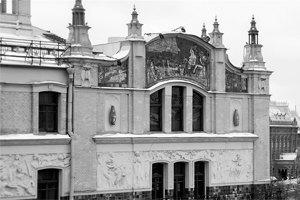 Выставка Карлсона, Мерил Стрип вроли ведьмы илабиринт сдинозаврами наВДНХ. Изображение № 4.