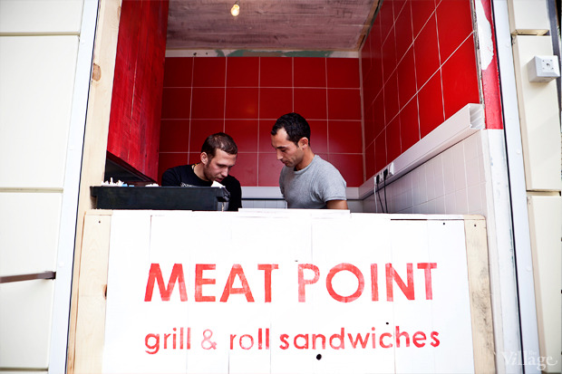 Новое место: Киоск с турецкой уличной едой Meat Рoint. Изображение № 2.
