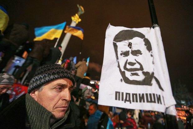 Работа со вспышкой: Фотографы — о съёмке на «Евромайдане». Изображение № 3.