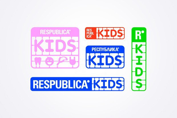 Firma разработали фирменный стиль для магазинов Respublica Kids. Изображение № 3.