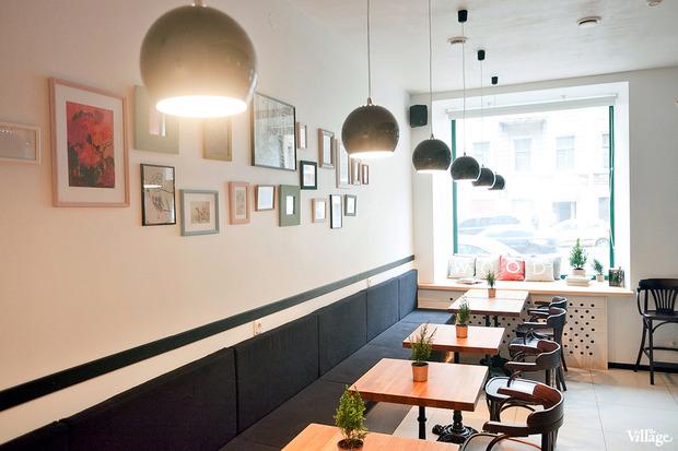 Новое место (Петербург): Кафе-бар Wood. Изображение № 5.