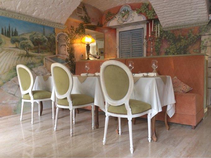 НаАдмиралтейском проспекте открылся ресторан Bruno  . Изображение № 1.
