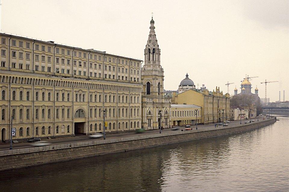 Камера наблюдения: Москва глазами Александра Викторова. Изображение № 21.