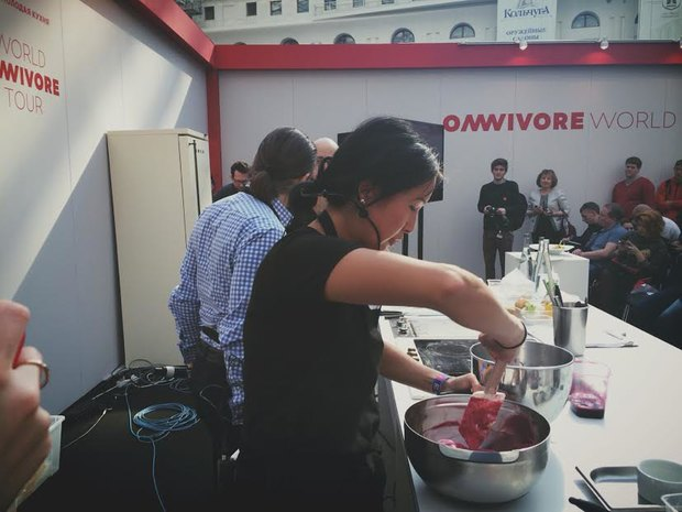 Трансляция Omnivore: Первый день мастер-классов иужины. Изображение № 37.