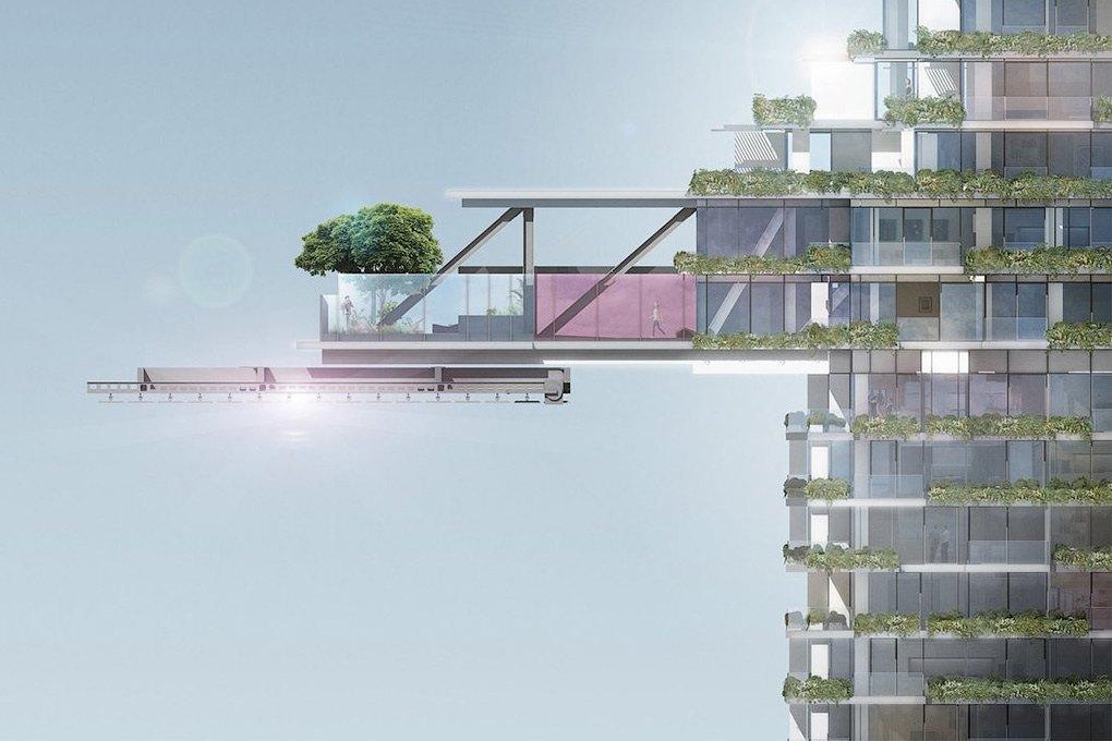 Hopes Tech: 15 самых эффектных небоскрёбов мира. Изображение № 61.