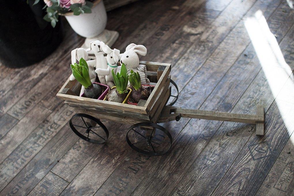 Самоцветы: Как цветочная мастерская «Бамбуста» находит клиентов без рекламы. Изображение № 1.