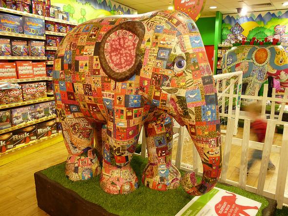 В Москве откроют магазин игрушек Hamleys. Изображение № 9.