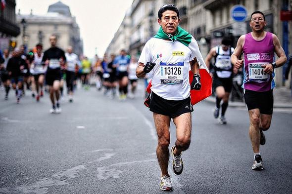 Иностранный опыт: 5 городских марафонов. Изображение № 43.