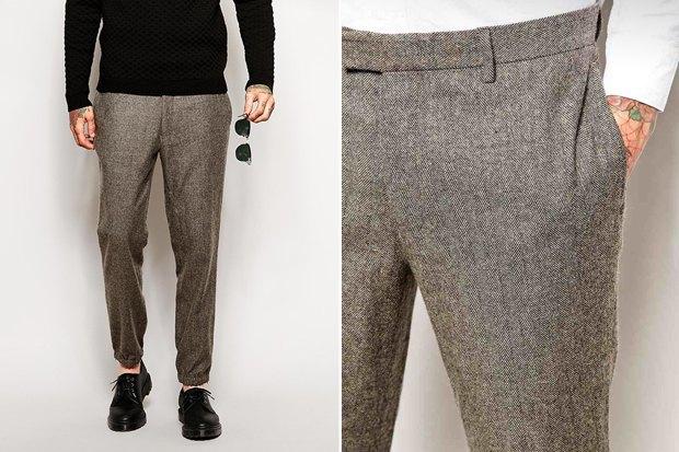 Где купить мужские брюки: 9вариантов от1800 до22500рублей. Изображение № 2.