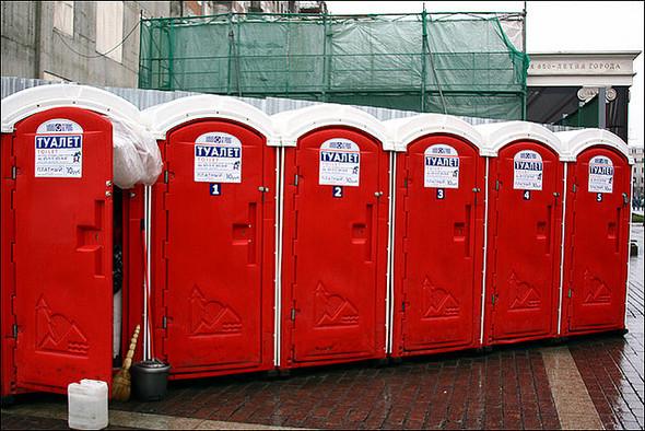 В Москве создадут новую систему общественных туалетов. Изображение № 1.