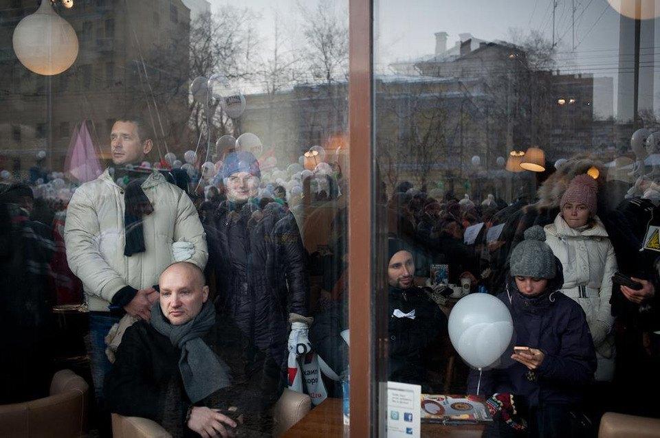 Камера наблюдения: Москва глазами Дмитрия Костюкова. Изображение № 7.