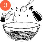 Рецепты шефов: Овощной спринг-ролл. Изображение № 6.