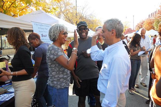 Клуб мэров: Рам Эмануэль, Чикаго. Изображение № 22.