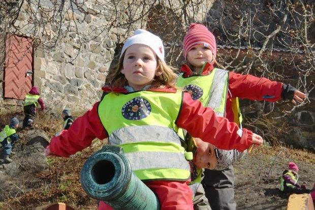 Иностранный опыт: Чем занимаются малыши в детских садах Осло, Брюсселя, Парижа и Цуга. Изображение № 4.