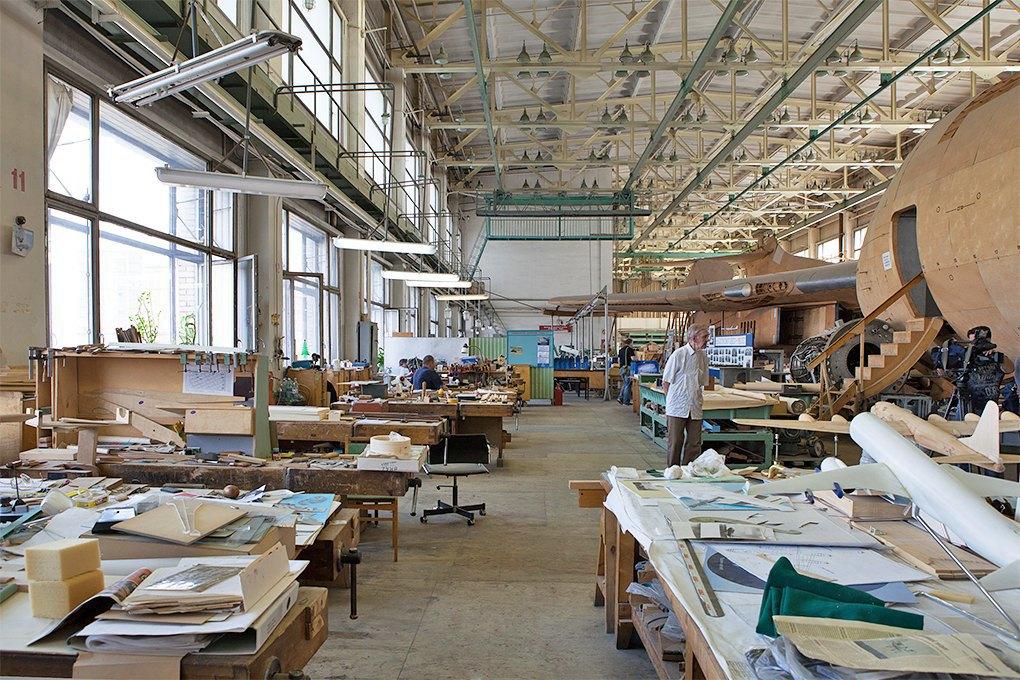 Производственный процесс: Какконструируют самолёты. Изображение № 5.