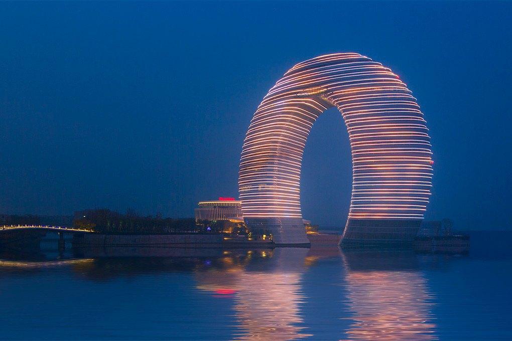 Hopes Tech: 15 самых эффектных небоскрёбов мира. Изображение № 52.