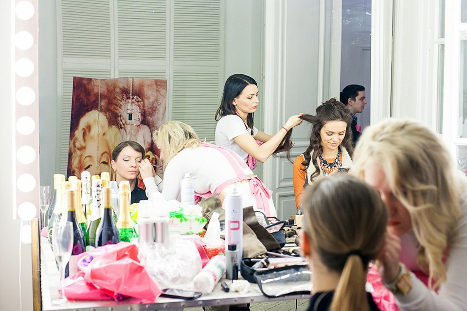 Как Наталья Берег открыла салон красоты по вызову PeggySue. Изображение № 2.