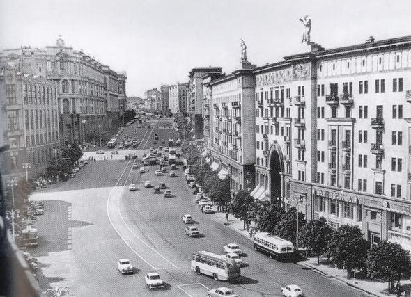 1950-ые. Изображение № 1.
