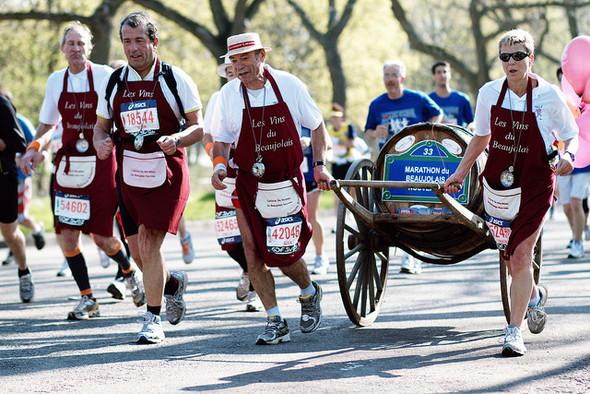 Иностранный опыт: 5 городских марафонов. Изображение № 38.