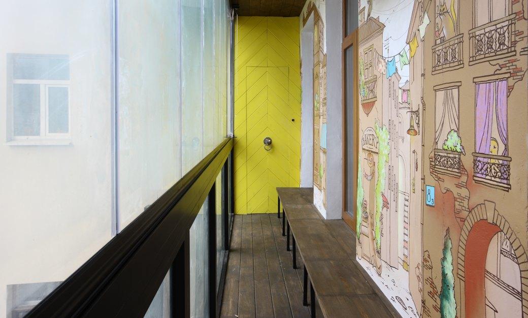 Просторная квартира на Цветном бульваре сбалийскими мотивами. Изображение № 13.