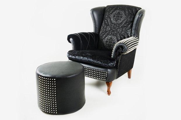 Безотходное производство: 6 марок мебели из мусора . Изображение № 5.