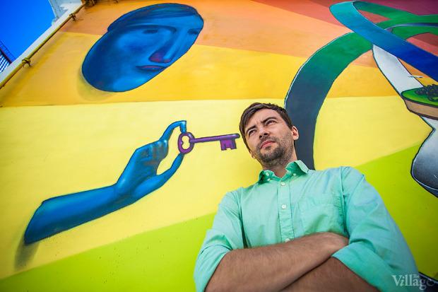 Прямая речь: Участник Interesni Kazki о работе со стенами. Изображение № 1.