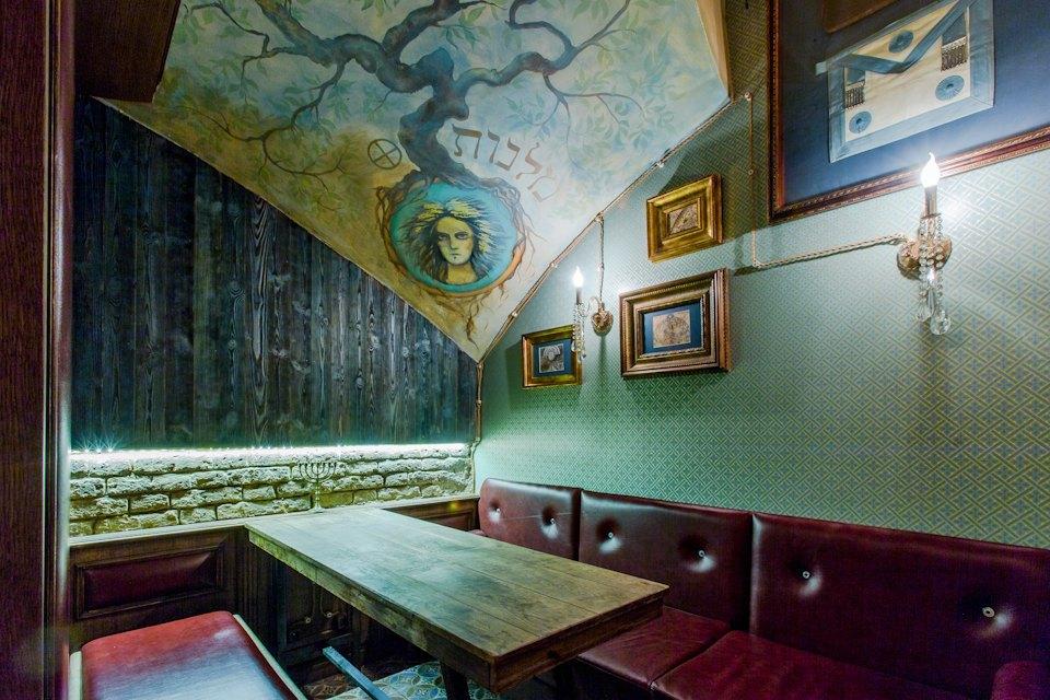 Ресторан ибар Mitzva bar. Изображение № 4.