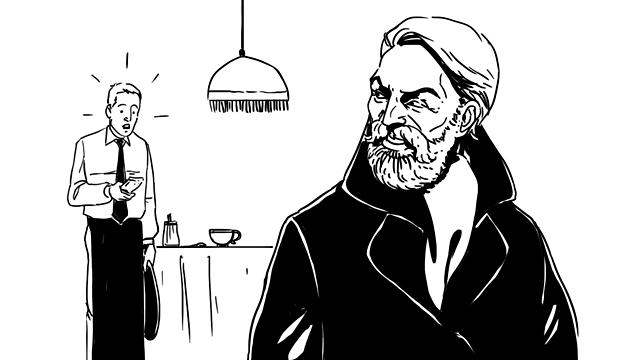 Как всё устроено: Работа официанта. Изображение № 2.