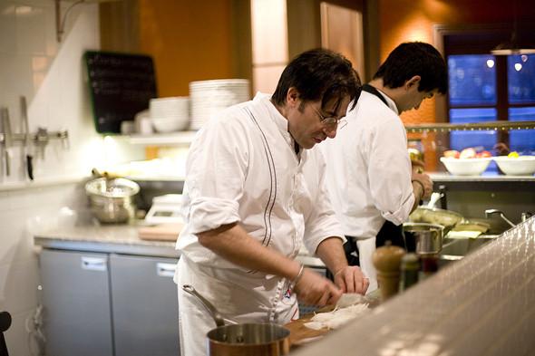 Изображение 13. Фоторепортаж с кухни: Ресторан «Бонтемпи».. Изображение № 25.
