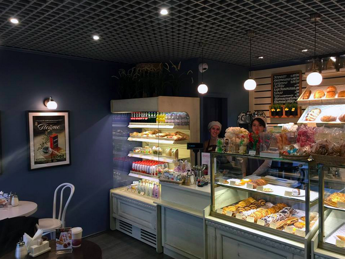 На Нижней Масловке открылась пекарня «Волконский у дома». Изображение № 2.