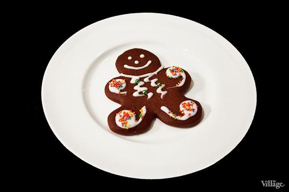 Сезонное меню: 13 новогодних и рождественских десертов в ресторанах Петербурга. Изображение № 13.