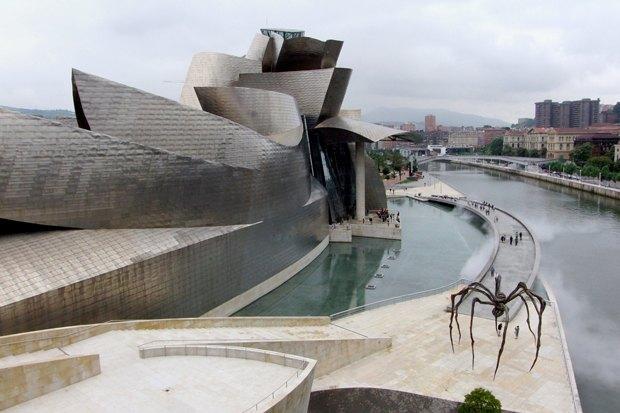 Музей Гугенхайма в Бильбао. Изображение № 11.