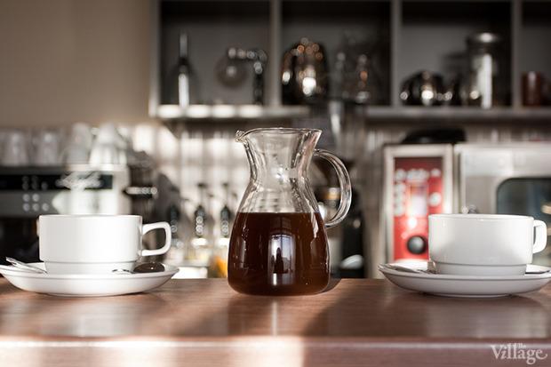 Все свои: Кофейня «Глобал Граундс». Изображение № 16.