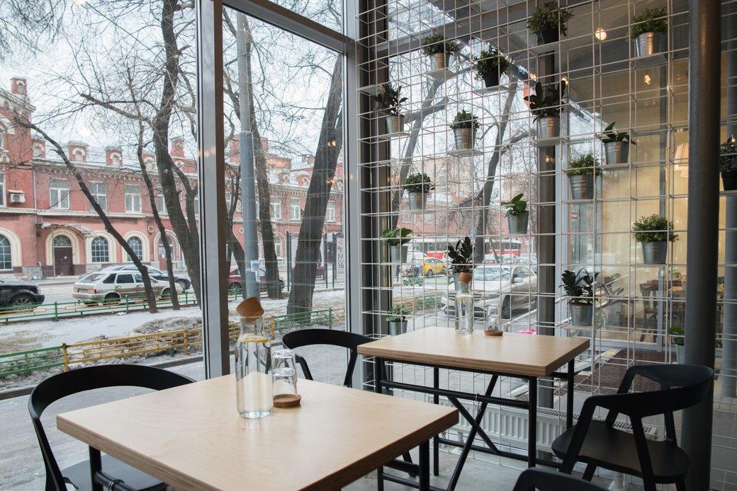 Кафе Table наЛесной улице. Изображение № 7.