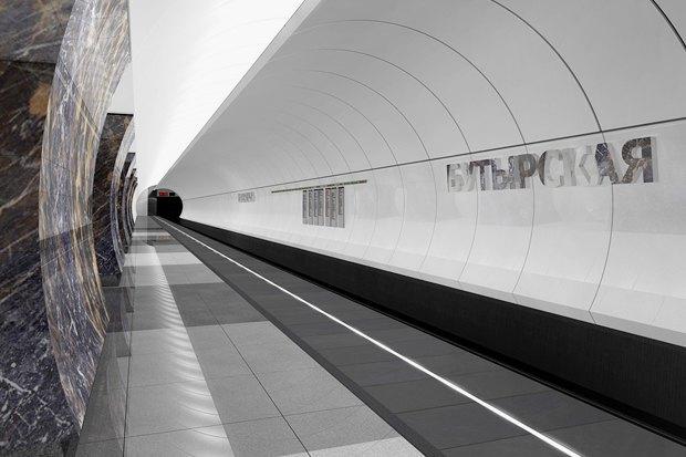 Метро-2015: Как будут выглядеть 8новых станций . Изображение № 6.
