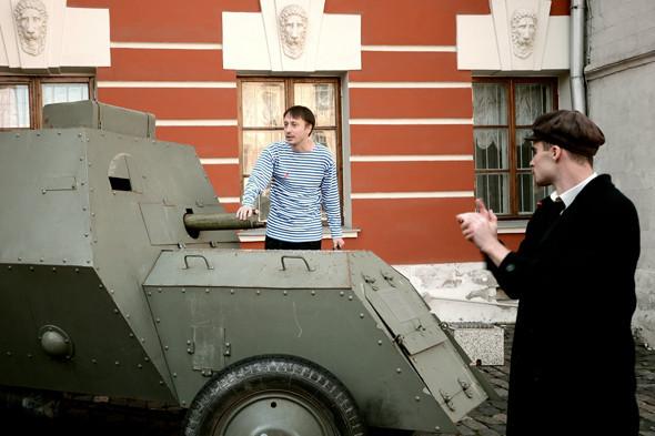 Ленин — гид: Экскурсия по советской Москве. Изображение № 1.