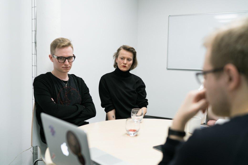Круглый стол: Современные художники обсуждают, что не так спремией «Инновация» . Изображение № 13.