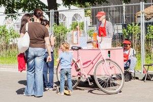 Еда в парке Горького: 33кафе, ресторана икиоска. Изображение № 51.