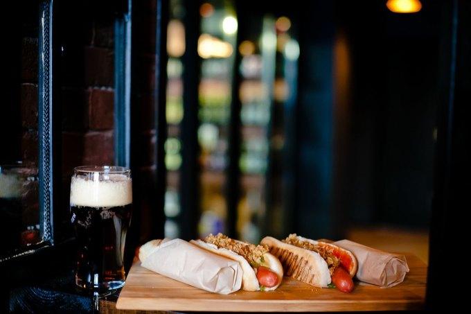 В Калининском районе открылся BeerWoodBar . Изображение № 4.