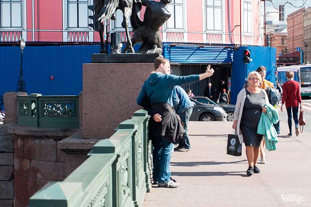 Эксперимент The Village: Самые популярные места для фотографий из Петербурга. Изображение № 20.