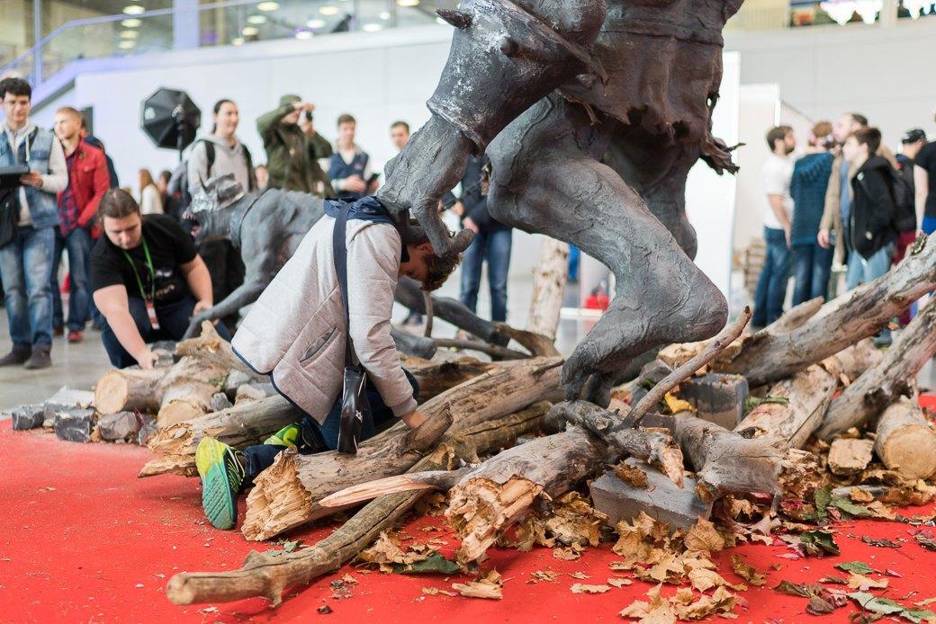 Фрики и гики: Как прошёл второй московский Comic Con. Изображение № 17.