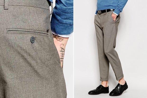 Где купить мужские брюки: 9вариантов отодной до пяти тысяч рублей. Изображение № 4.