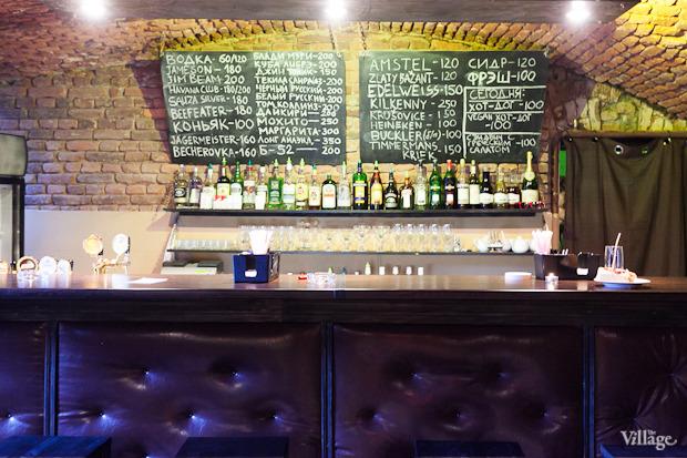 Новое место (Петербург): Real Deal's Oldschool Bar . Изображение № 2.