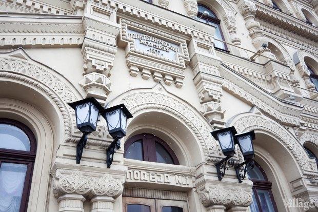 Интервью: Юлия Шахновская о реконструкции Политеха. Изображение № 3.