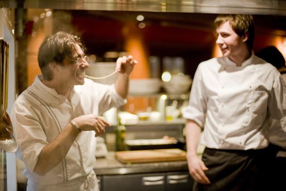 Изображение 25. Фоторепортаж с кухни: Ресторан «Бонтемпи».. Изображение № 37.